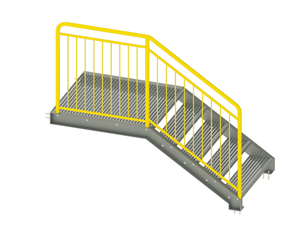 CHILDREN SAFE RAILING
