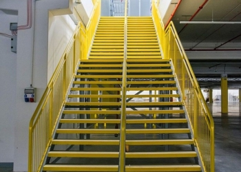 Tekniske trapper