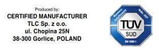 Certyfied manufacturer modular stairs
