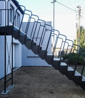 Modular stairs