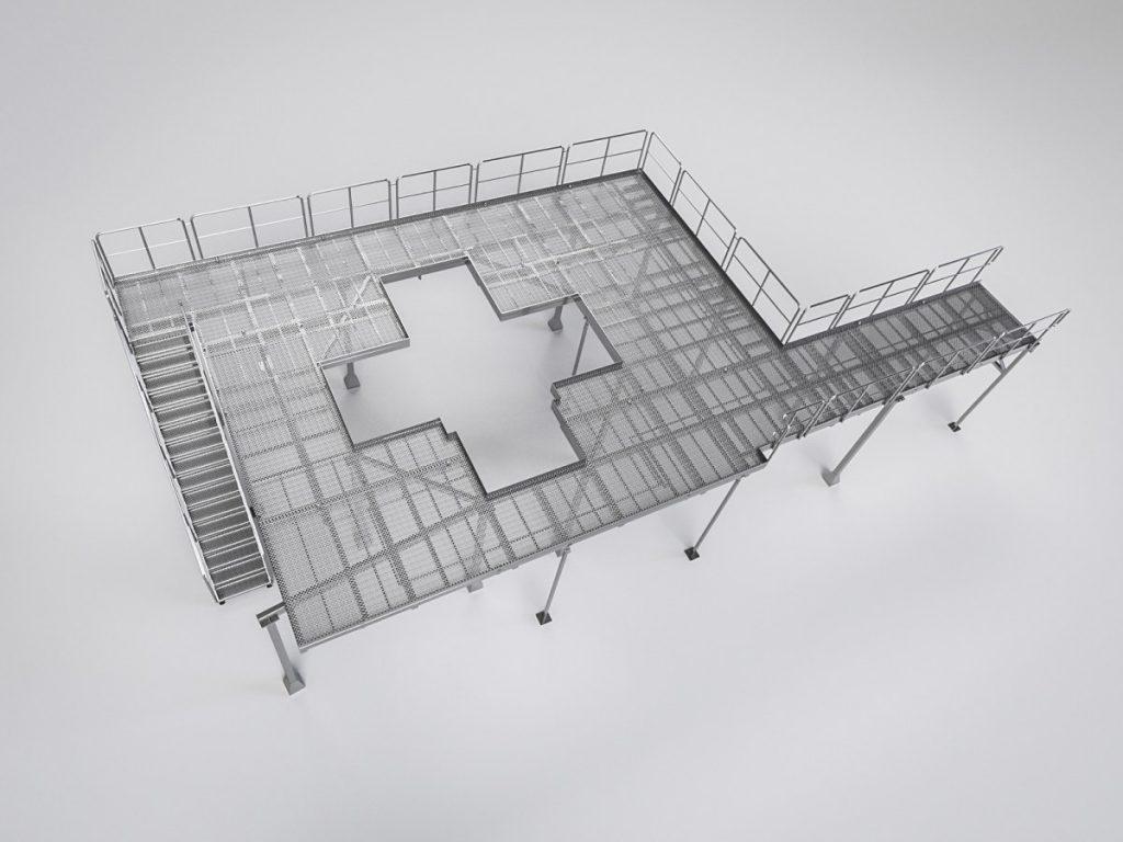 steel-platform