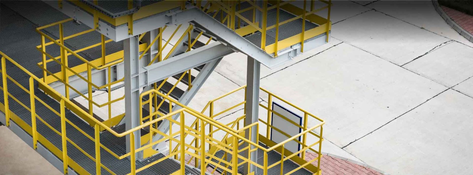 steel-stairs